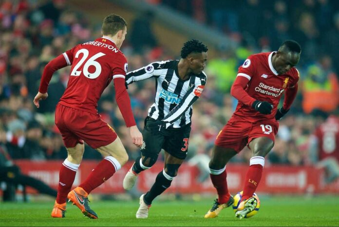 Newcastle vs Liverpool Football Predictions