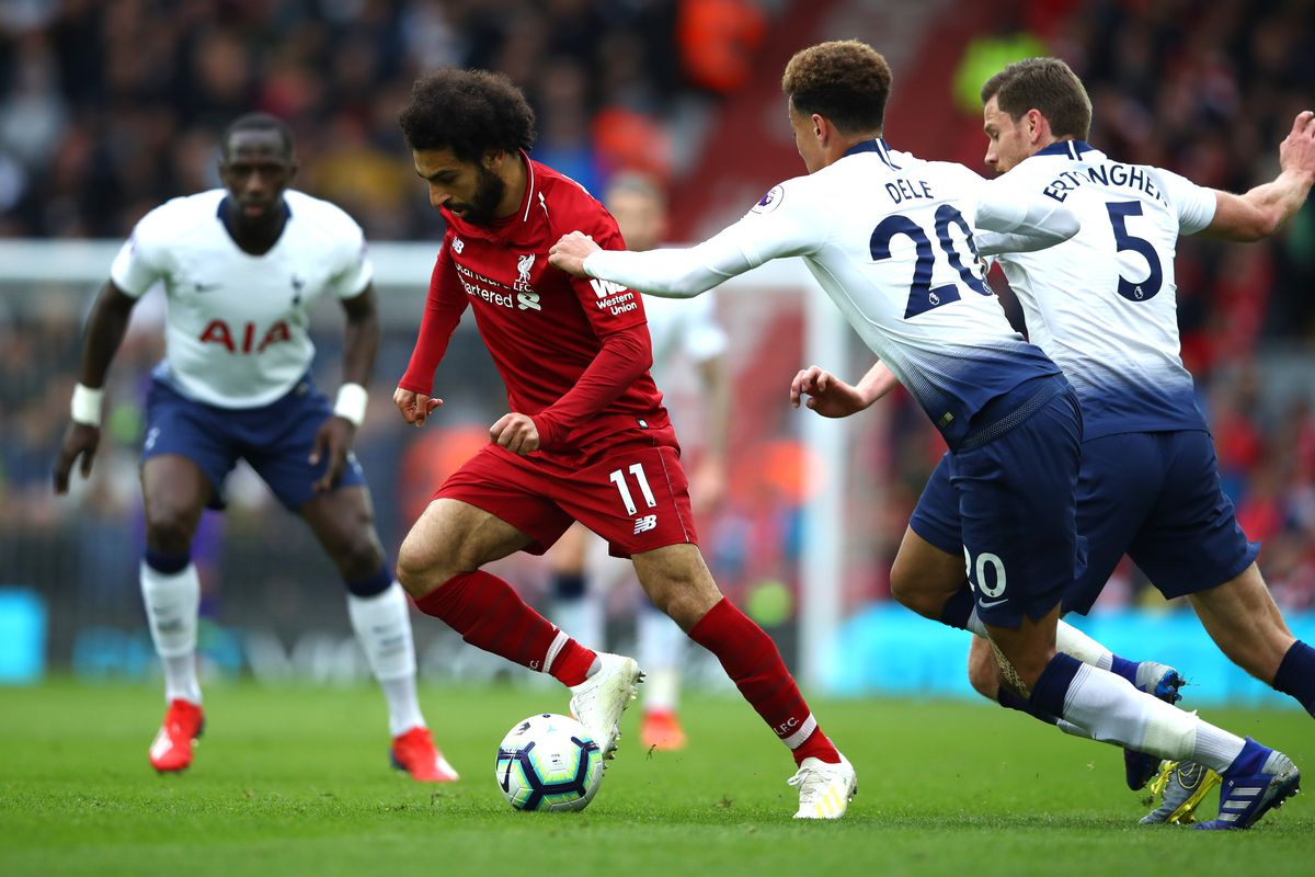 Tottenham vs Liverpool Champions League