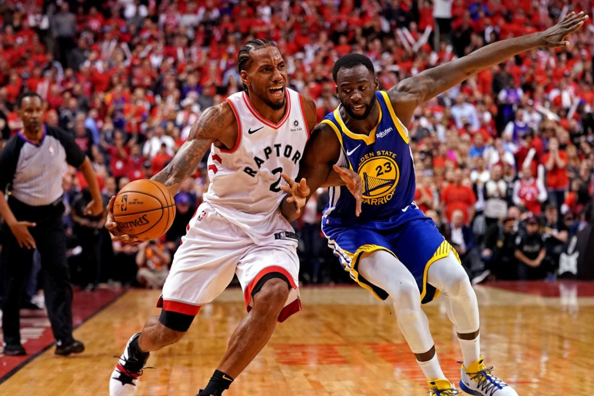 Raptors Golden State