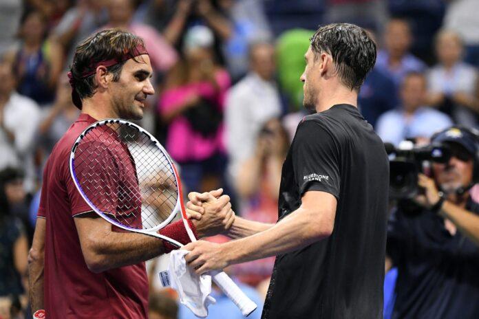 Roger Federer vs John Millman Tennis Betting Tips