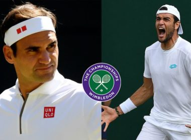 Berrettini vs Federer Free Tennis Tips