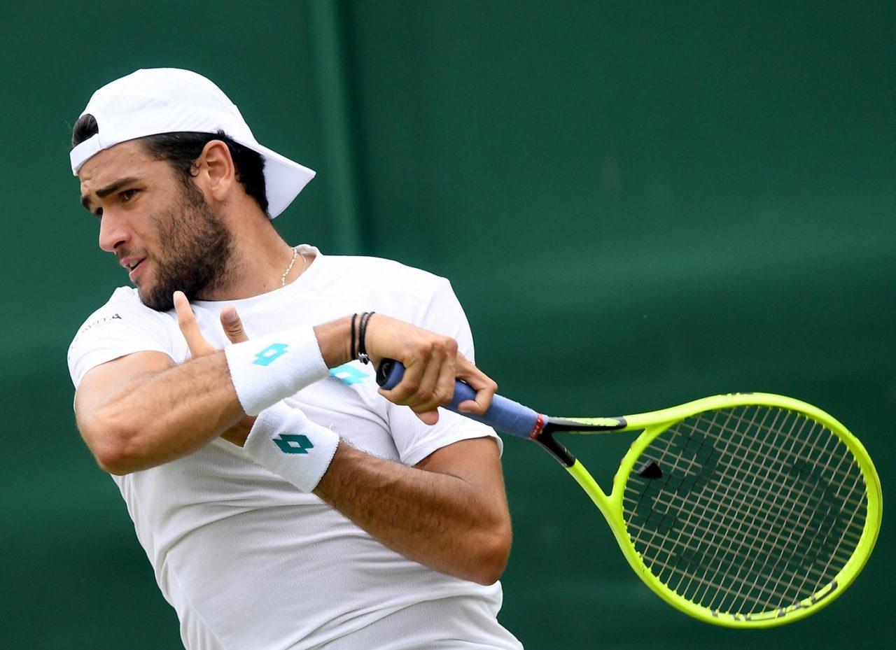 Berrettini vs Federer Free Betting Tips