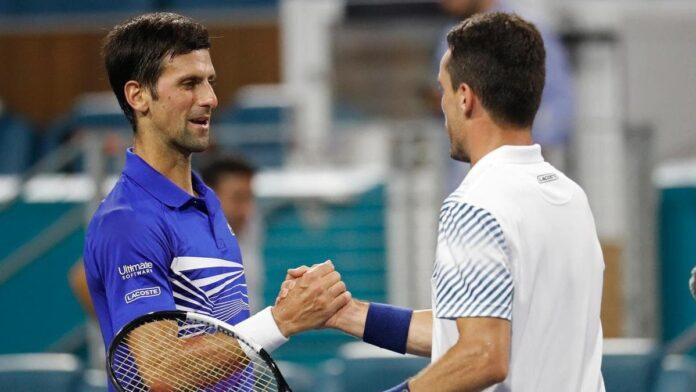 Djokovic vs Bautista-Agut Tennis Betting Tips