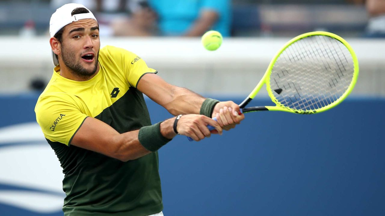 2019 US Open Berrettini vs Monfils Preview & Betting Tips
