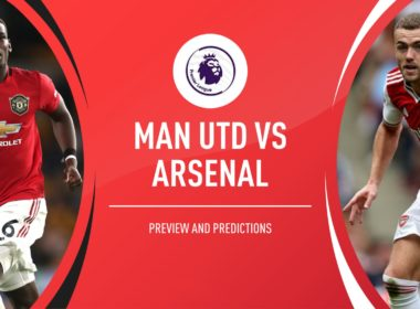 Manchester United vs Arsenal Predictions, form and head-to-head history