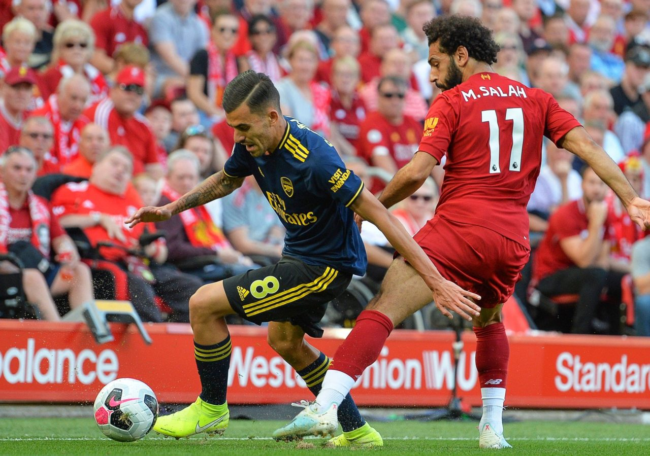 Liverpool v arsenal betting odds binary options 5 min strategy