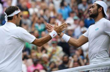 Federer vs Berrettini Tennis Betting Tips