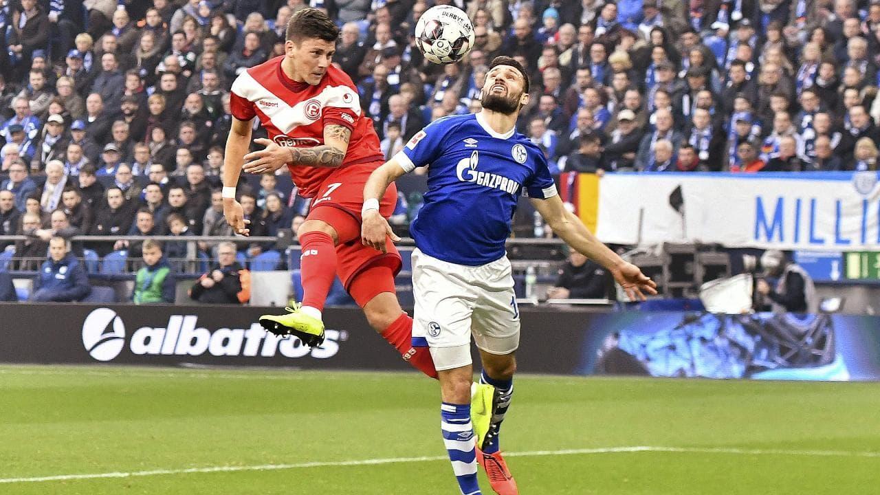 Schalke Vs DГјГџeldorf