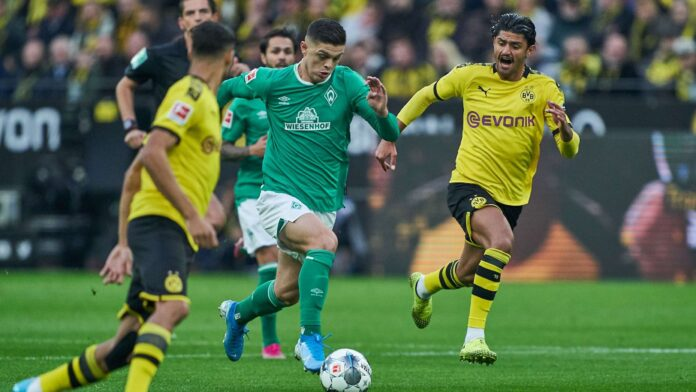 Werder Bremen vs Dortmund Betting Odds and Predictions
