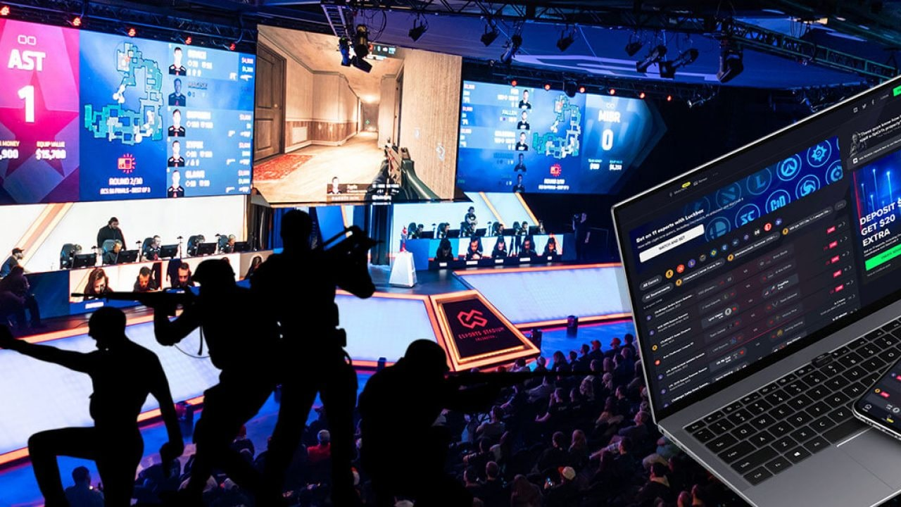 Are esports bets legal?