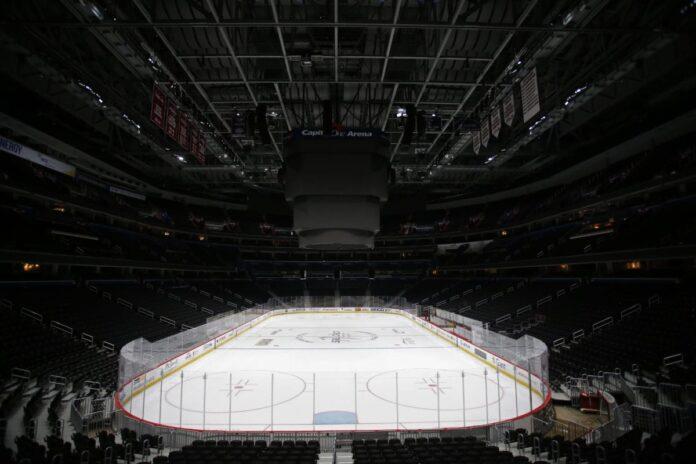 United States NHL season stopped due to coronavirus