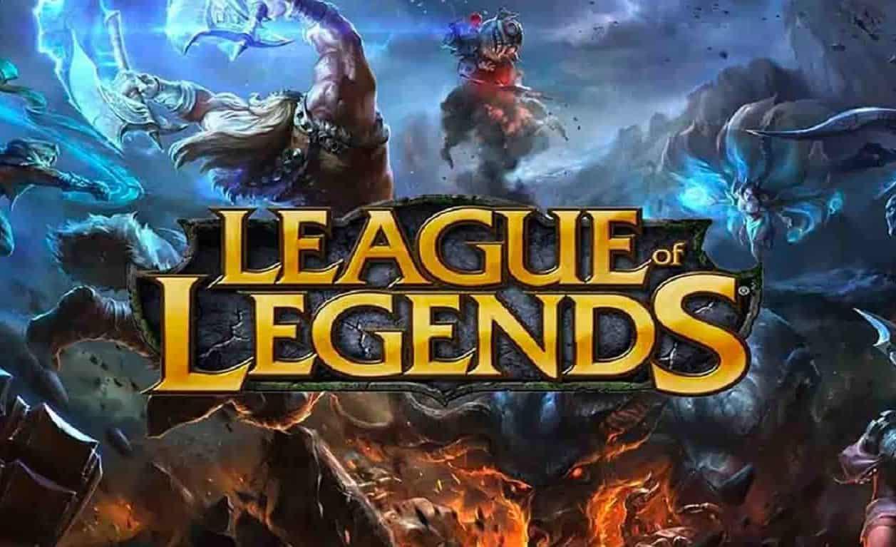 League Of Legends Team Suche