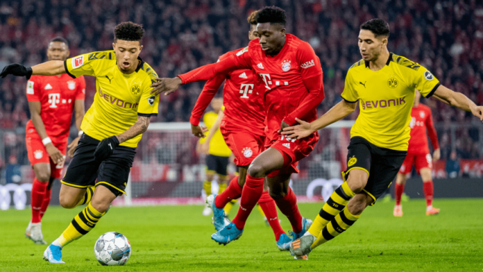 Dortmund vs Bayern Betting Predictions and Odds