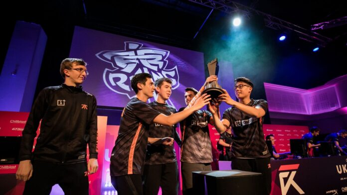 Movistar Riders vs Fnatic Rising Betting Predictions and Odds