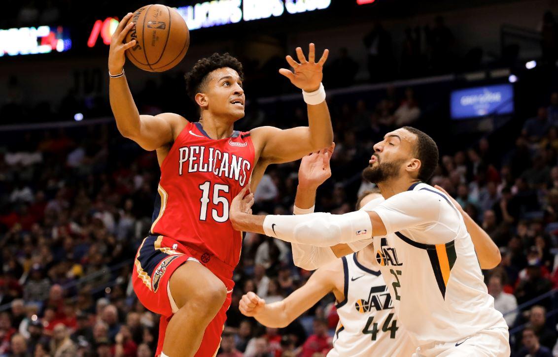 New Orleans Pelicans vs Utah Jazz