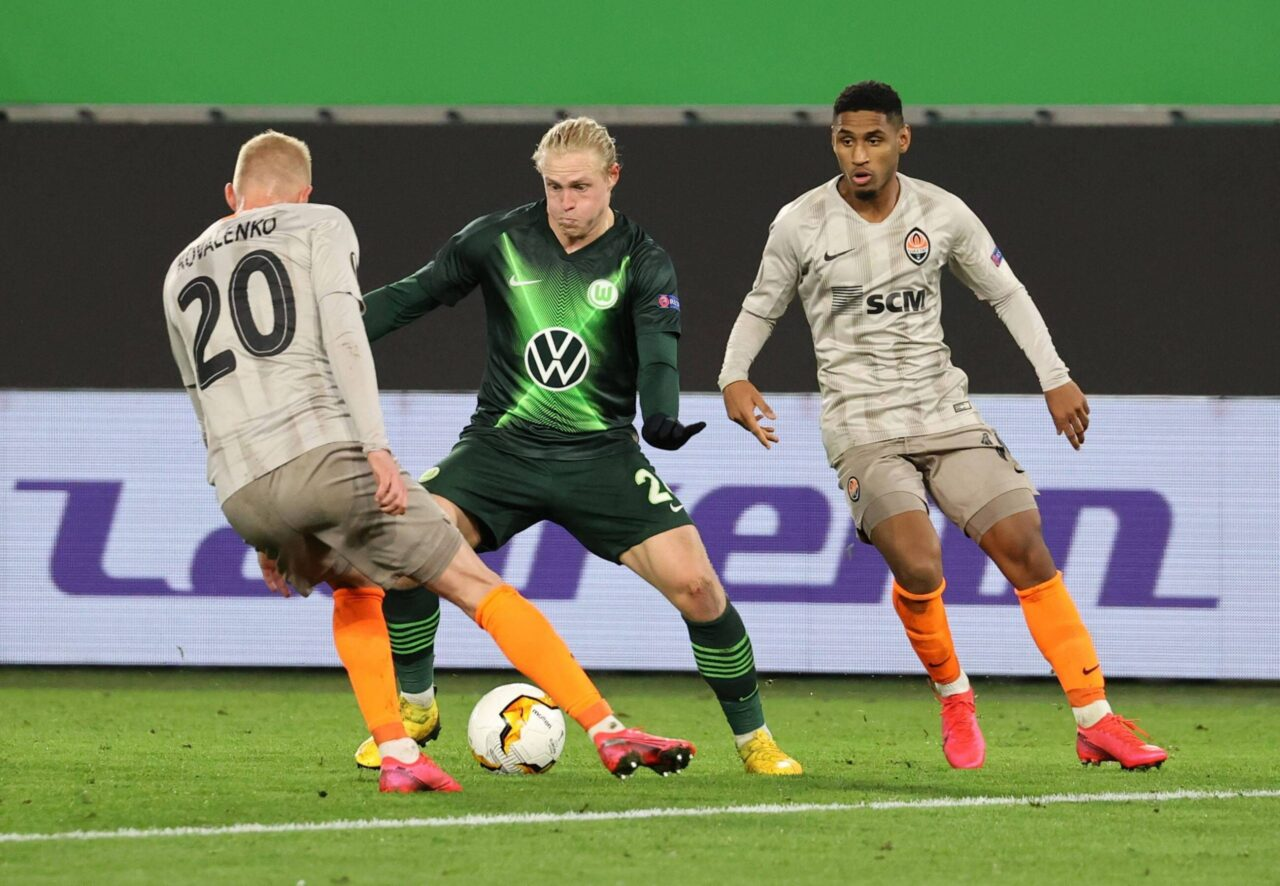 Shakhtar Donetsk vs. Wolfsburg Betting Predictions and Odds