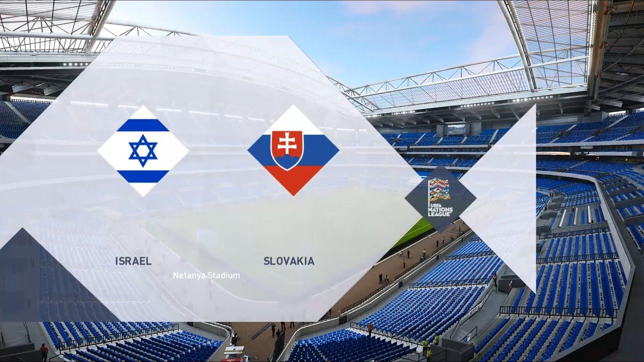Israel vs Slovakia Betting Predictions and Odds