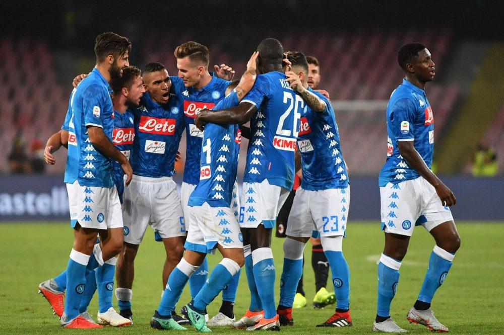 Napoli vs Red Bull Salzburg Premium Football Predictions