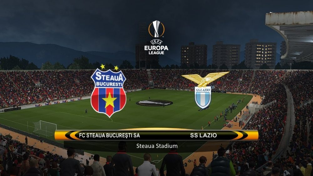 EUROPA LEAGUE FCSB vs LAZIO 15 02 2018 - PicksSoccer com
